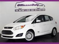 Phenomenal Handling! Clean Carfax, One Owner, White