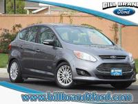 Options:  2014 Ford C-Max Energi Sel 4D