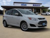 White used 2014 Ford C-Max Hybrid SE hatchback,  FWD,