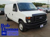 Exterior Color: oxford white, Body: Cargo Van, Engine: