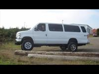 Exterior Color: oxford white, Body: Van 4X4, Engine: