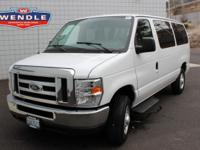 Exterior Color: oxford white, Body: Passenger Van,