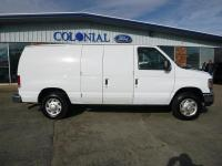 2014 Ford E-150 Commercial Cargo Van! One Owner!! Only
