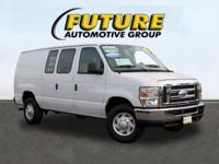 Check out this 2014 Ford Econoline Cargo Van . Its