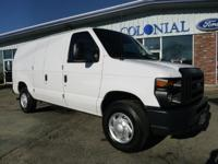 2014 Ford E-350 Super Duty Commercial Cargo Van! One