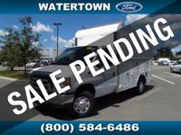 10 Ft. Box, Tool Boxes, Ladder Racks - This 2014 Ford
