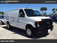 2014 Ford Econoline Cargo Van Our Location is: