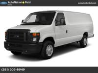 Looking for a clean| well-cared for 2014 Ford Econoline
