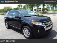 2014 Ford Edge Our Location is: AutoNation Ford Sanford