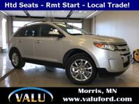 PRICE REDUCTION! AWD Limited with Remote Start (Astro