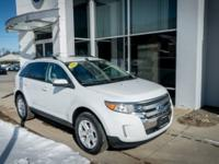 1-Owner, Accident Free Car Fax, AWD. 2014 Ford Edge SEL