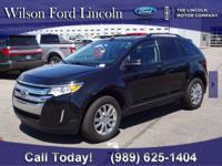2014 Ford Edge SEL AWD w/ 3.5L V6!!! 18 Chrome Clad