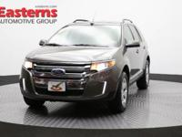 New Price! 2014 4D Sport Utility Gray 2014 Ford Edge