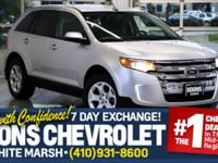 **1-OWNER**XM RADIO**BLUETOOTH**AWD** Great 1-Owner