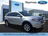 2015 FORD EDGE SEL is a 1 Owner with Sync, Blue Tooth