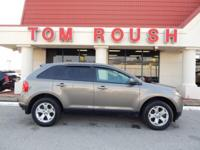 Mineral Gray Metallic 2014 Ford Edge SEL FWD 6-Speed