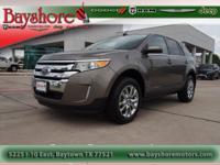 New Arrival CarFax 1-Owner This 2014 Ford Edge Limited