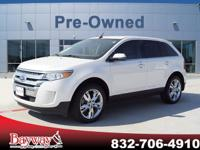 People everywhere will love the way this 2014 Ford Edge