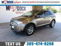 Bronze 2014 Ford Edge Limited AWD 6-Speed Automatic