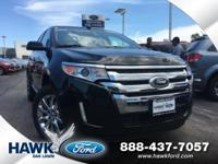Recent Arrival! 2014 Ford Edge Limited AWD 6-Speed