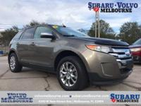 FLORIDA OWNED 2014 FORD EDGE LIMITED**ONE OWNER**Safe