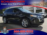 Options:  2014 Ford Edge Limited| |Driver & Front