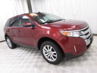 2014 Ford Edge Limited Sunset Metallic Priced below KBB