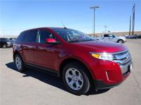 Body Style: SUV Engine: I4 Exterior Color: Red Interior