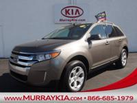 Happiness comes first with this 2014 Ford Edge SEL: