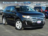 2014 Ford Edge SEL CARFAX One-Owner. Bluetooth,