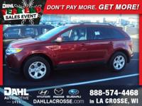 Recent Arrival! 2014 Ford Edge SEL AWD CARFAX