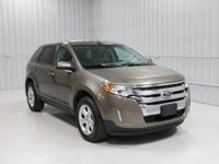 Options:  2014 Ford Edge Sel|Kodiak Brown