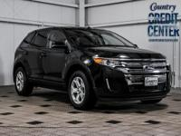 Ford... Edge... SEL... AWD... 6-Speed Automatic... with