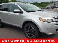 Ingot Silver Metallic 2014 Ford Edge SEL AWD 6-Speed