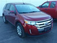 2014 Ford Edge SEL. AWD. Don't let the miles fool you!