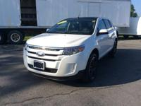 Check out this 2014 Ford Edge SEL. Its Automatic