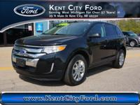 Options:  2014 Ford Edge Sel|Awd Sel 4Dr Suv|This 2014