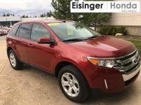 SPRING SAVING! Red CARFAX One-Owner. Clean CARFAX. AWD