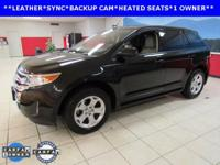 New Price! ONE OWNER, BACKUP CAM, ECO BOOST ENGINE,
