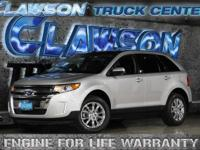 CARFAX One-Owner. Clean CARFAX. 2014 Ford Edge SEL 3.5L