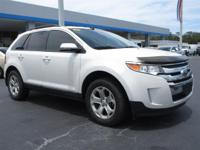 Look at this 2014 Ford Edge SEL. Its Automatic