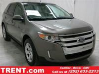 Drivers only for this sexy and agile 2014 Ford Edge