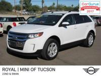 Ride in Comfort in this 2014 Ford Edge SEL. With a