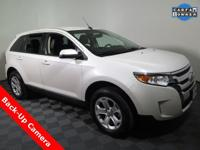 2014 Ford Edge SEL with a 3.5L V6 Engine. Leather