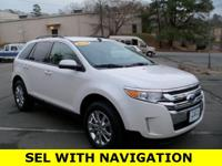 CARFAX One-Owner. Clean CARFAX. 2014 Ford Edge SEL