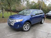 This 2014 Ford Edge 4dr 4dr SEL FWD features a 3.5L V6