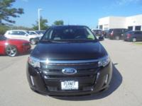 Recent Arrival! 2014 Ford Edge Sport Black AWD, **