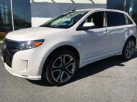 2014 Ford Edge Automatic 6-Speed   All Wheel