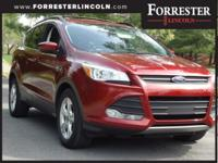 2014 Ford Escape SE, Sunset, AWD / 4WD, Backup Camera,