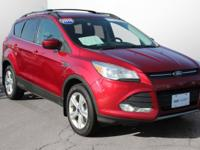 2014 Ford Escape SE Certified. WITH ECOBOOST, AWD,